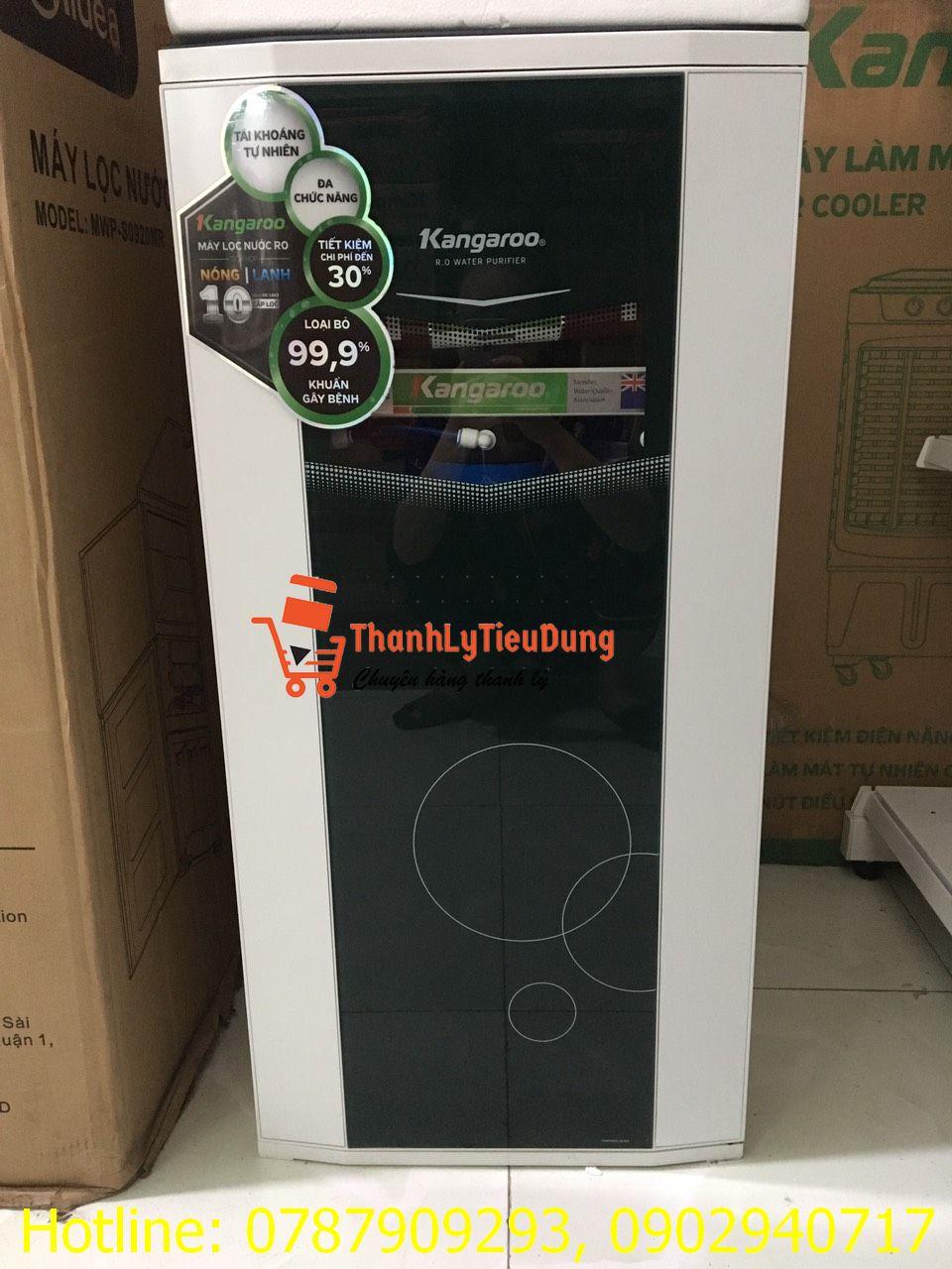 Máy lọc nước RO nóng lạnh Kangaroo KG10A3 10 lõi - HÀNG TRƯNG BÀY