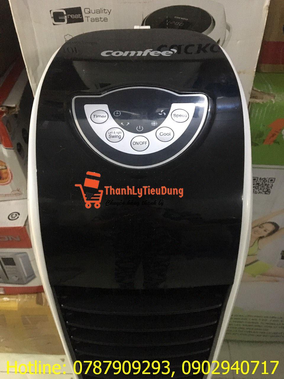 Quạt điều hòa Comfee CF-AC10AR - HÀNG TRƯNG BÀY