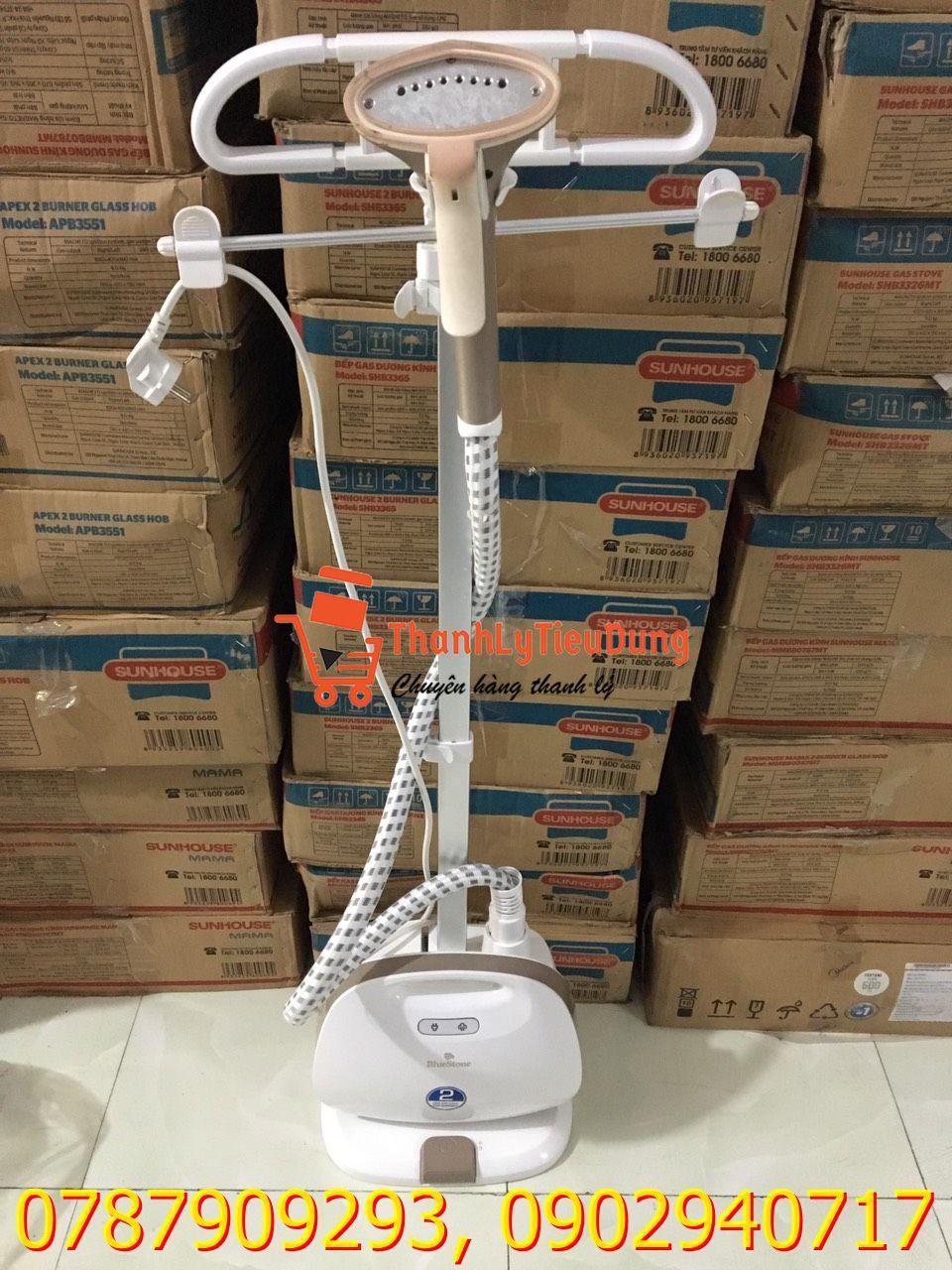 Bàn ủi hơi nước đứng Bluestone GSB-3939 - ĐÃ QUA SỬ DỤNG