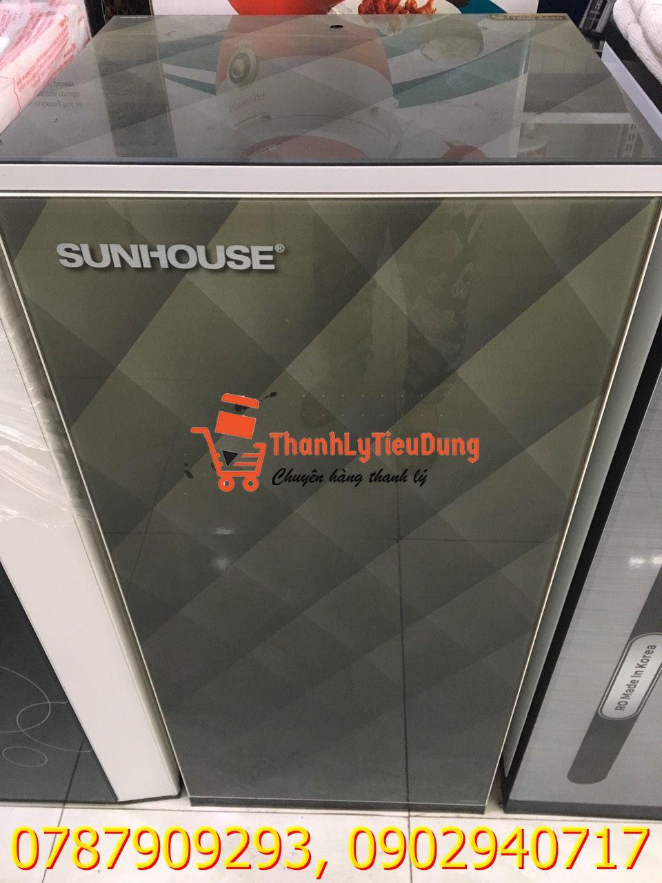 Máy lọc nước RO Sunhouse SHA8858K 8 lõi - TRƯNG BÀY