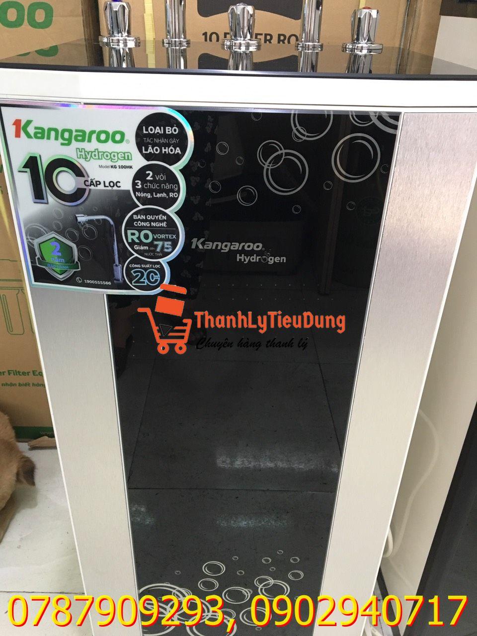Máy lọc nước Kangaroo 10 lõi KG100HK - HÀNG TRƯNG BÀY