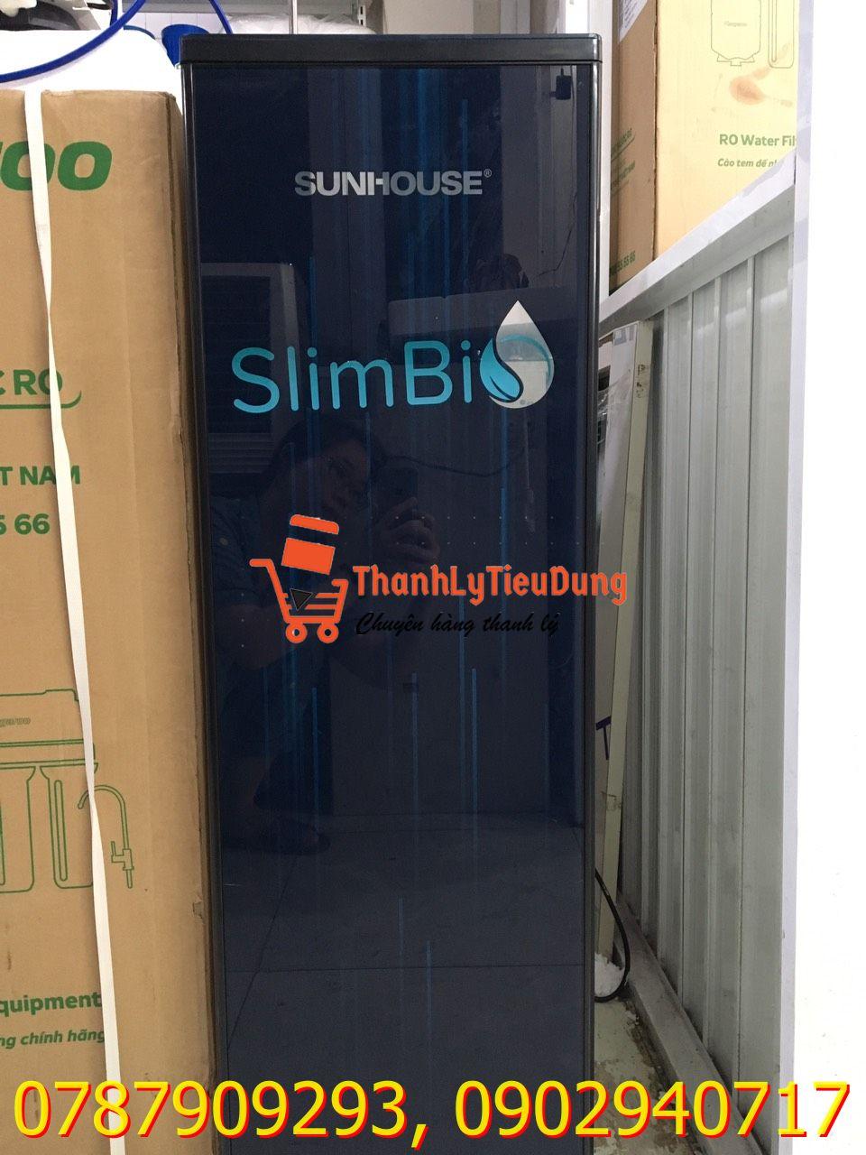 Máy lọc nước RO nóng lạnh Sunhouse SHA76213CK 10 lõi - HÀNG TRƯNG BÀY